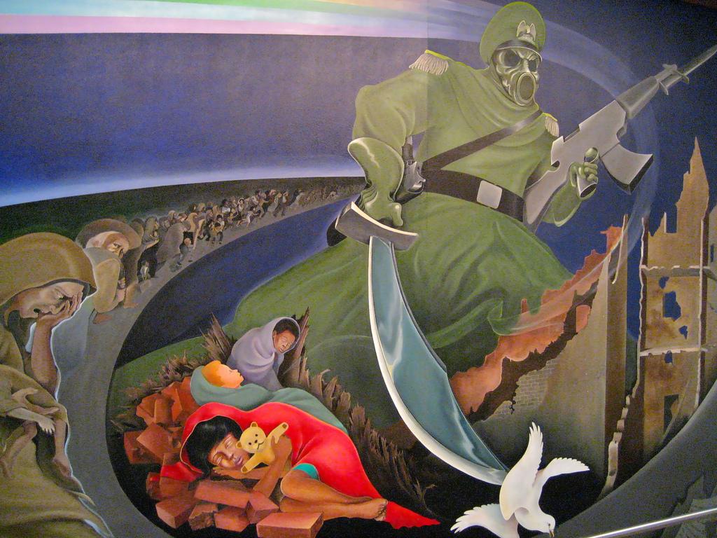 The Bizarre Denver International Airport