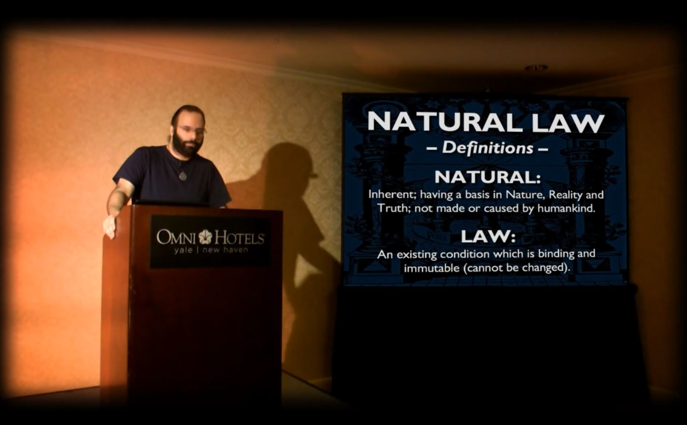 Mark Passio – Natural Law: The Real Law Of Attraction And How It Applies To Your Life