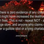 TheTruth About The Australian Bushfires