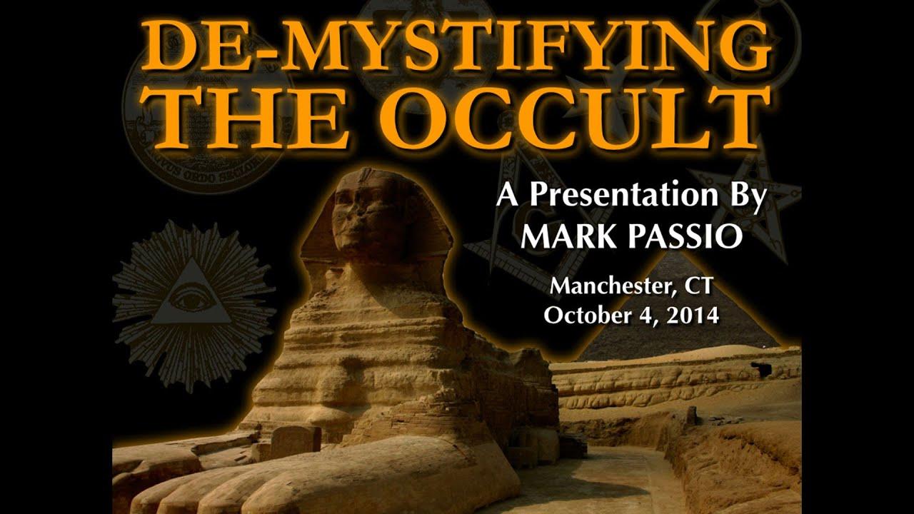 Mark Passio: De-Mystifying The Occult – Part I
