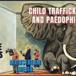 Race Riots vs Child Trafficking and Pedophilia
